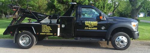 German Towing Company